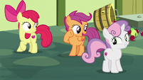 "Scootaloo ""I think it's working!"" S8E12"