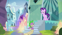 """Spike """"the whole lesson could go south"""" S6E1"""