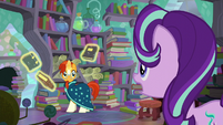 """Starlight """"Haven't you looked outside?"""" S6E2"""