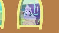 Starlight Glimmer staring out the window S6E1