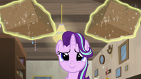 Starlight pretends to be interested in bricks S7E24