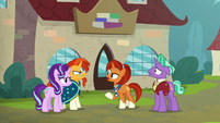 """Stellar Flare """"you don't want our help?"""" S8E8"""