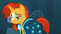 Sunburst worried about losing Starlight as a friend S7E24