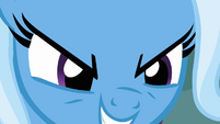Trixie grinning malevolently S3E5