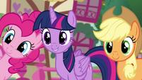"""Twilight """"it's actually really brilliant"""" S4E21"""