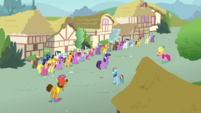 Twilight 'Let the goofing begin!' S4E12