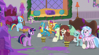 Young Six horrified by Twilight's decision S8E16