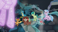 """Ocellus """"you're the Tree of Harmony!"""" S8E22"""