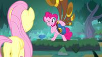 """Pinkie Pie """"I know what to do!"""" S8E18"""