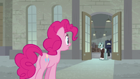 "Pinkie Pie ""what did you just say?"" S9E14"