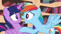 """Rainbow """"I'm gonna fail!"""" S4E21"""