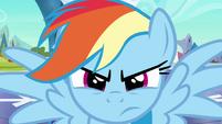 Rainbow Dash appears S3E2