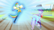 Rainbow grows wings and shines bright EG3.png