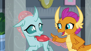 Smolder complimenting Ocellus S8E1.png