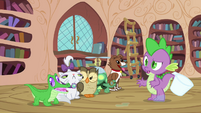 Spike 'who's missing' S3E11