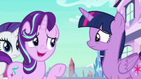 """Starlight """"don't be ridiculous!"""" S6E1"""