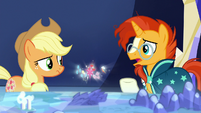 """Sunburst """"they'd have to be pretty distant"""" S7E26"""