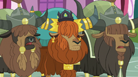 """The other yaks """"Uh-huh"""" S5E11"""
