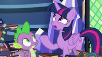 """Twilight """"making a mess of things"""" S8E24"""