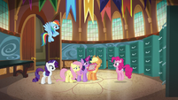 Twilight -some comfy beds to rest little heads- S5E19