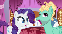 """Zephyr Breeze """"I guess what I'm saying is"""" S6E11"""