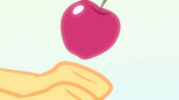 Apple falling from tree S4E7