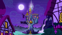 Castle of Friendship nightfall S5E13