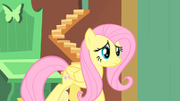 Fluttershy looking concerned S01E22