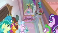 Ghost Discord appears with the artifacts S8E15