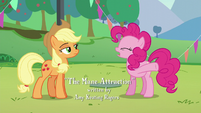 """Pinkie """"I just told you that she's the biggest pony pop star in Equestria!"""" S5E24"""