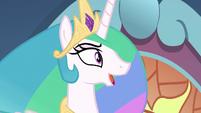 """Princess Celestia """"...to retire!"""" S9E1"""