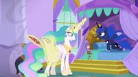 Princess Luna -do whatever we want!- S9E13
