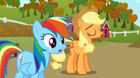 Rainbow Dash is stunned S1E13