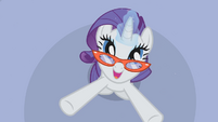 Rarity 'And that's the art of the dress' S1E14