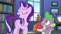 "Starlight Glimmer ""how impressed she was"" S6E21"