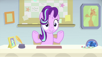 Starlight Glimmer excited to try hypnosis MLPS4