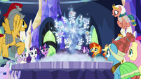 Tree of Harmony's image appears on the map S7E26