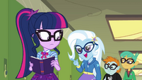 Trixie -the Great and Powerful and Smart- EGDS12a
