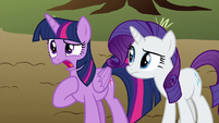 """Twilight Sparkle """"what I was about to do!"""" S9E13"""