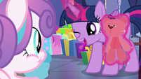 """Twilight Sparkle """"you're one smart cookie"""" S7E3"""