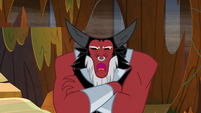 """Lord Tirek """"they are annoyingly lucky"""" S9E1"""