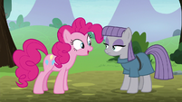 """Pinkie Pie excited """"I don't know"""" S8E3"""