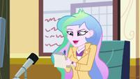 "Principal Celestia ""don't worry"" EGDS37"