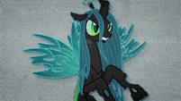 Queen Chrysalis appears BFHHS1