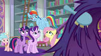"""Rainbow """"nothing to worry about"""" S8E25"""