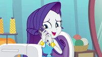 """Rarity """"anything silly like that"""" EGROF"""