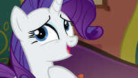 """Rarity """"only time she could make herself available"""" S6E12"""