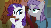 """Rarity """"see yourself with it?"""" S6E3"""