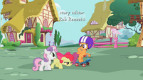 Scootaloo Scooter 1 S2E6