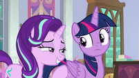 """Starlight """"explains your love of charts"""" S9E4"""